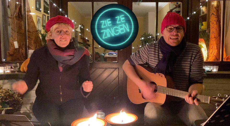 Zie Ze Zingen Livestream Singalong: New Beginnings