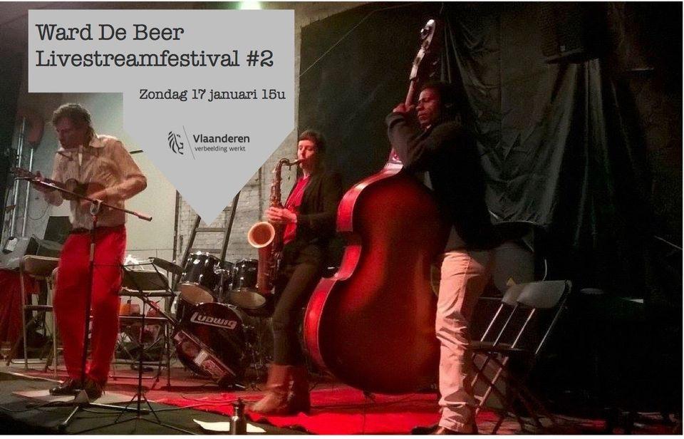 Ward De Beer Livestream festival #2